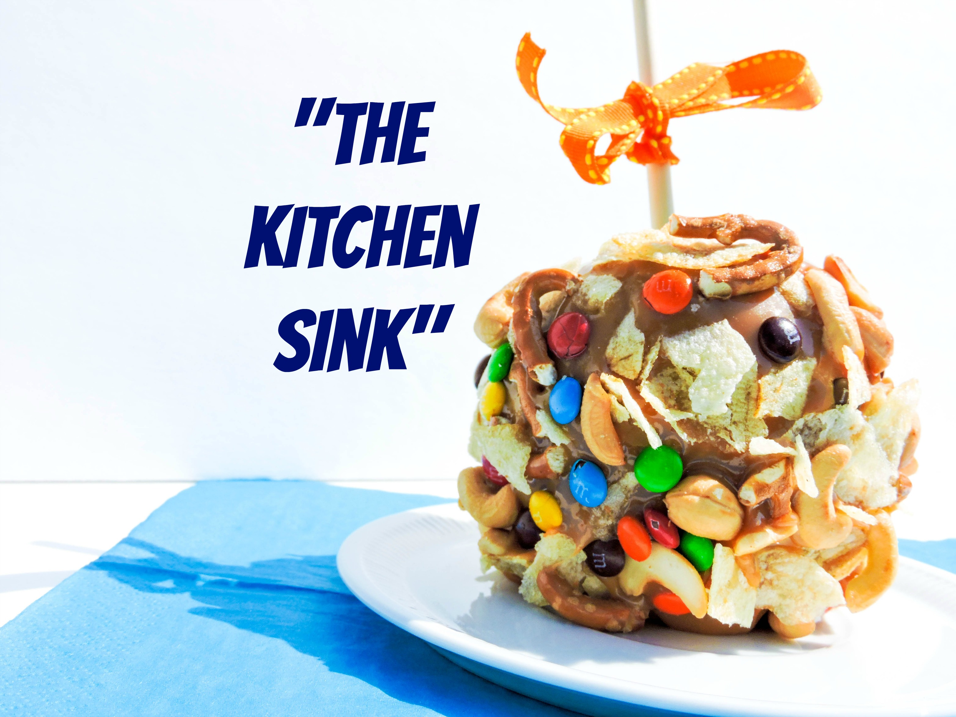 Awesome Kitchen Sink Dessert Taste